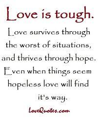 Tough Love Quotes Beauteous Quotes Tough Love Quotes Images