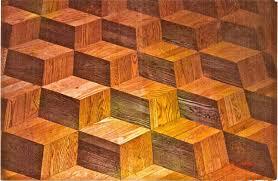 Excellent Wood Floor Designs Have Q Bert