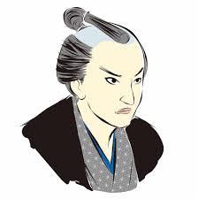 why samurai s hair is half bald a k a