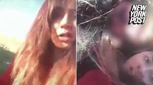 I f king killed my sister Teen livestreams fatal car crash New.