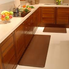 special rubber kitchen mats enhancing your kitchen coziness fresh fruits on pretty holder beside black