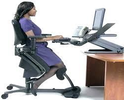 kneeling office chair. Kneeling Desk Chair Posture Of Wooden Ergonomic Reviews Office I