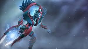 dota 2 vengeful spirit warriors fantasy games