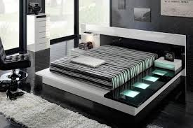 white modern bedroom sets. Unique Furniture Bed House Designs Black And White Contemporary Modern Bedroom Sets