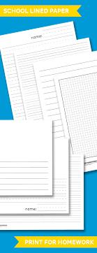 Kindergarten Lined Paper Template Kindergarten Lined Paper Download Free Printable Paper Templates