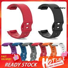 Dây Đeo Thay Thế Cho Đồng Hồ Thông Minh Samsung Gear Fit2 Sm-r360 / Fit2  Pro Sm-r365 tốt giá rẻ