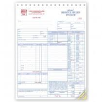 Hvac Forms Contractor Job Order Forms Forms