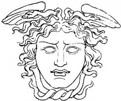 Small Picture Medusa Coloring Pages HD Printable Coloring Pages Coloring Home