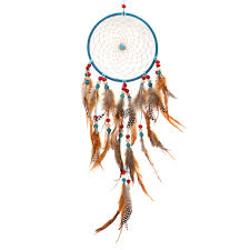 Dream Catcher Point Wave Point Feather Dream Catcher Wall Hanging Home Car Decor Craft 66