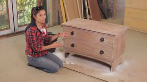 painting furnitureHow To Sanding  Painting Furniture with Layla  YouTube