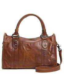 frye purses dillards washed leather satchel s