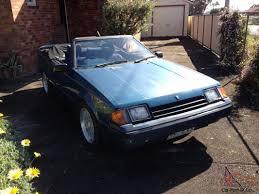 Rare Toyota Celica Sunchaser Convertible RA60 1982 Collectors 1 OF ...