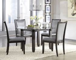 rustic gray dining table. Gray Leather Dining Room Chairs - Cool Rustic Furniture Check More At Http:// Table B