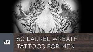 лавровый венок тату отражает стремление быть первым значение и