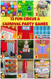 best 25 diy birthday party best 25 circus party games ideas on pinterest diy carnival games