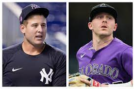 Anthony Rizzo over Trevor Story ...