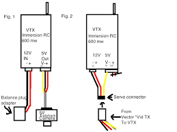 immersionrc 600mw vtx > eagle tree vector wiring click image for larger version immersion to eagle tree jpg views