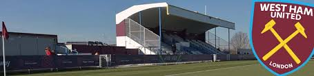 It was west ham's 23rd premier league campaign overall and their 61st top flight appearance in their 124th year in existence. Rush Green Former Home To Romford Grays Athletic West Ham United U18 West Ham United U23 West Ham United Women Football Ground Map