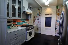 Retro Kitchen Wallpaper Designs Photo