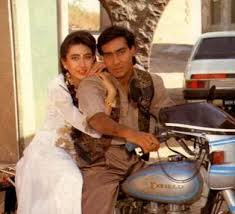 before marriage with kajol ajay devgn