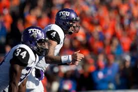 2012 Tcu Football Preview The Money The Mouth And The