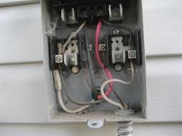 fuse bypass internachi inspection forum Central Air Conditioner Fuse Box fuse bypass img_1975 small jpg jpg views 4187 size central air conditioning fuse box