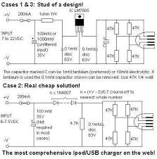 how to make your own usb car charger for any ipod or other devices picture of reg5v jpg