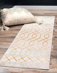 white gold 2 x 6 glam trellis runner rug area rugs navy blue and ft runner rug