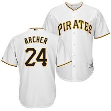 Pittsburgh Base Home Chris Jersey Cool Replica Archer Pirates cddbdfaddecba|Game Preview: Patriots Vs Redskins