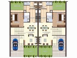 arabic home design plans new row house designs plans beautiful row house plans designs ground