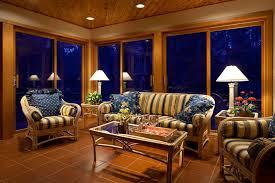 sunroom lighting. Plain Sunroom Sunroom Design Trends And Tips Freshome Intended Lighting