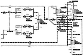 ford expedition radio wiring diagram ford 93 f150 stereo wire diagram diagrams schematic my subaru