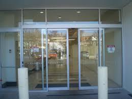 clear sliding glass door handle