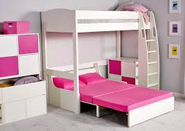 high sleeper bed with desk and sofa bed microfinanceindiaorg