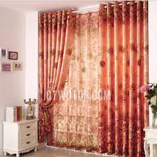amazing of brown and burnt orange curtains ideas with decorative bedroom curtains ctwotop