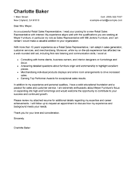 best rep retail s cover letter examples livecareer customer gallery of cover letters for retail s