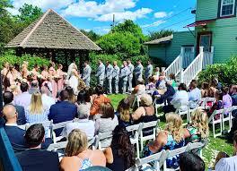 tracy connor s wedding reception vandiver inn