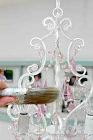 dust your chandelier the easy way