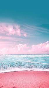Pink Beach Wallpapers - Wallpaper Cave