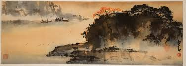 the fralin museum of art at u links ancient masterodern styles in chinese ink painting exhibition