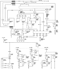 1990 ford alternator wiring diagram fresh bronco ii wiring diagrams bronco ii corral