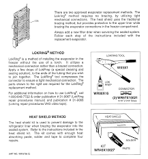 Ge Profile Refrigerator Problems Ge Side By Side Refrigerator Manual Refrigerator Repair Ideas