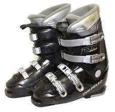 Ski Boot Size Chart 26 5 Details About Dalbello Dx Super Ski Boots Size 8 5 Mondo 26 5 Used