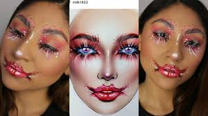 Face Chart Recreation Milk1422 Pinks Itshalo