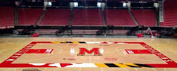 maryland pride hits the hardwood
