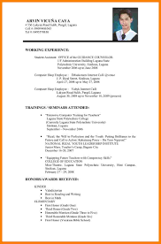 18 Resume Objectives For Fresh Graduate Think Down Town Kc