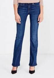 Женские широкие джинсы купить в интернет-магазине LikeWear.ru