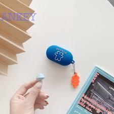 Samsung Galaxy Buds + Buds Plus Case Vỏ bảo vệ hộp sạc tai nghe bằng  silicon hình độc đáo Samsung Galaxy Buds + Buds Plus giá cạnh tranh