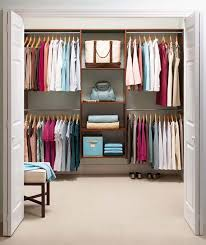 image of closet organization ideas for clothes