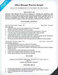 Project Manager Resume Sample – Lifespanlearn.info
